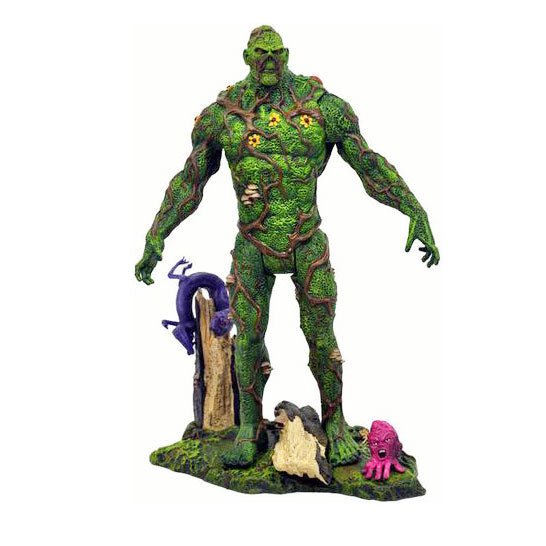 DC Universe x Mattel Swamp Thing 2011 SDCC Exclusive Figure
