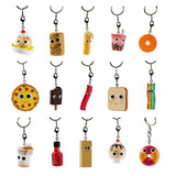 Kidrobot Yummy World Sweet & Savory Collectible Keychain Series: (1 Blind Pack) - Fugitive Toys