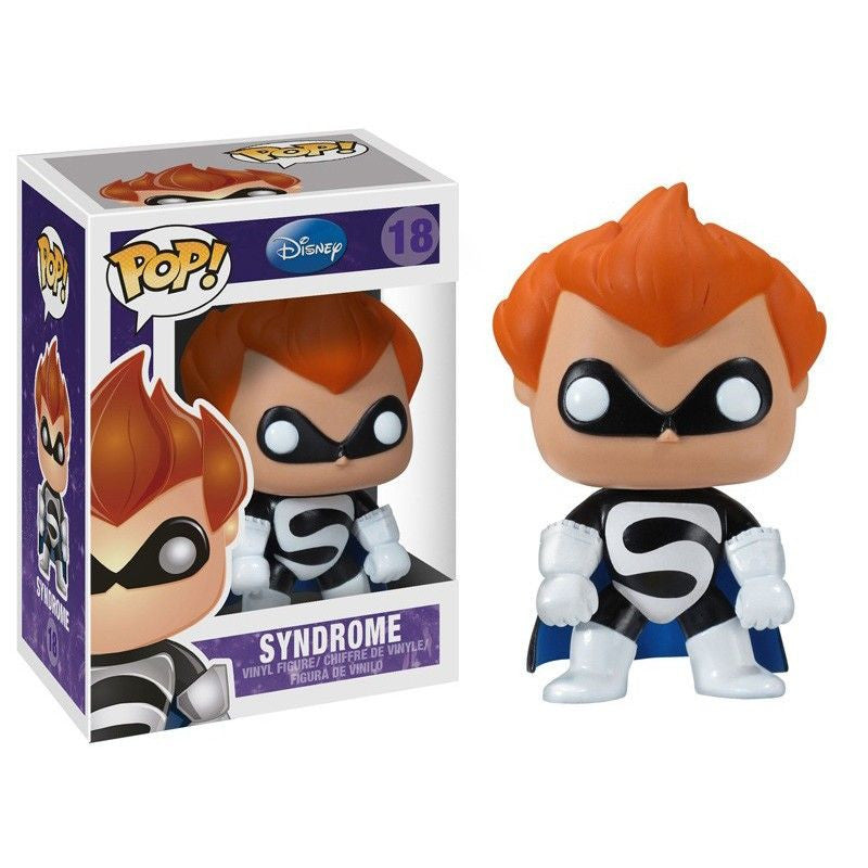 Disney Pop! Vinyl Figure Syndrome [The Incredibles]
