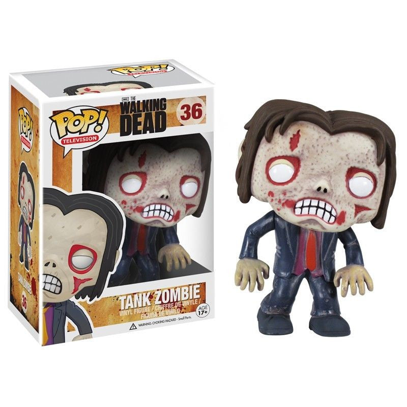 The Walking Dead Pop! Vinyl Figure Tank Zombie