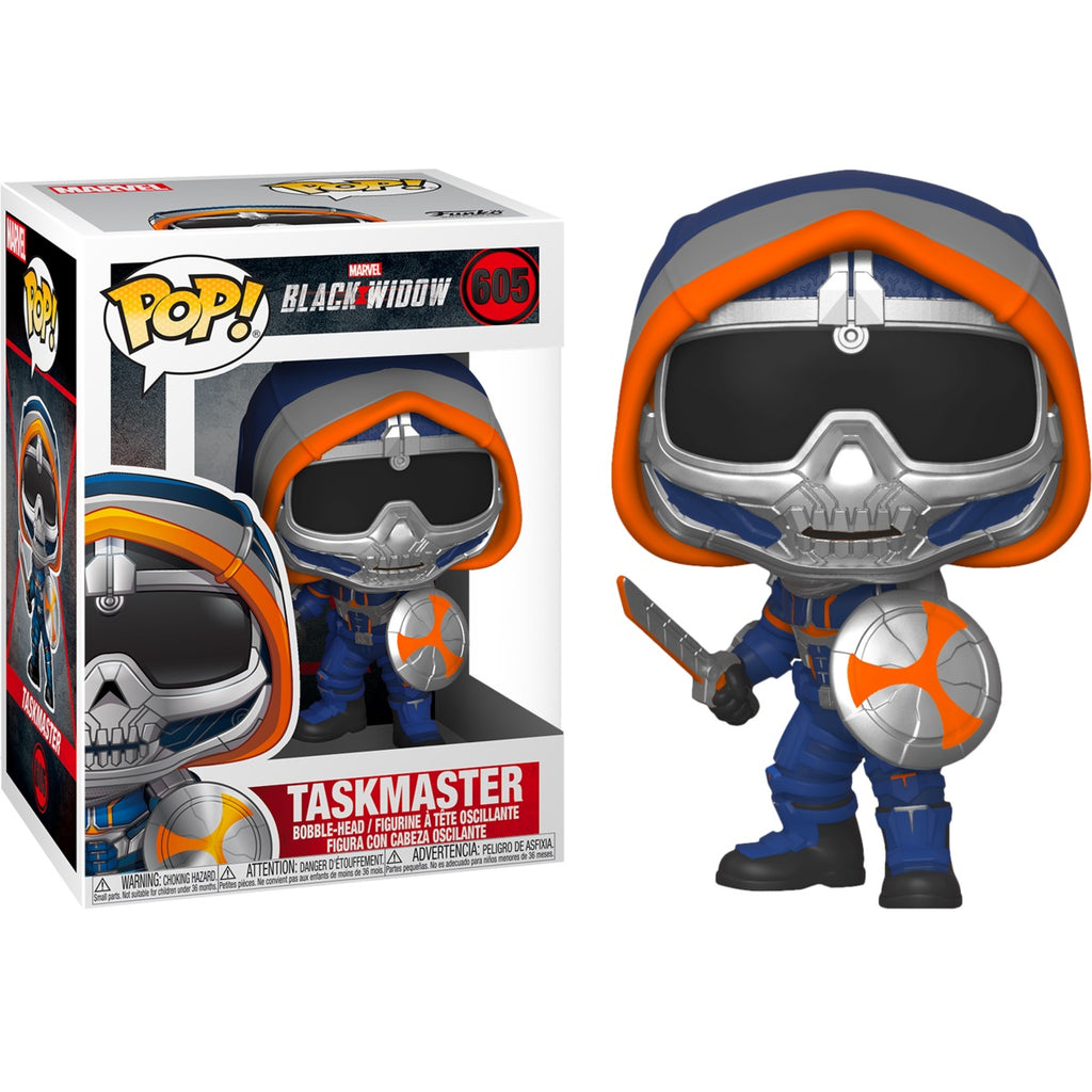 Black Widow Pop! Vinyl Figure Taskmaster [605]