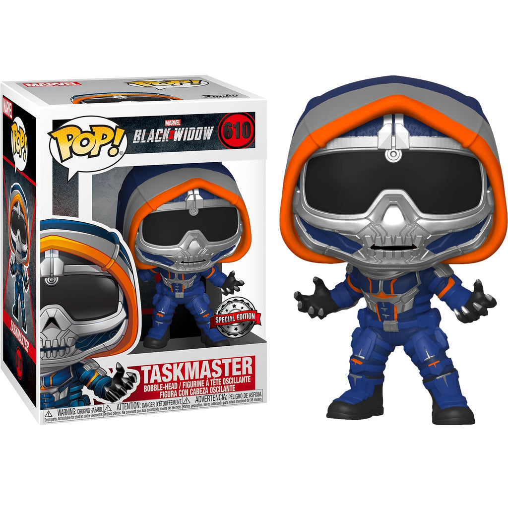 Black Widow Pop! Vinyl Figure Taskmaster (Claws) [610]