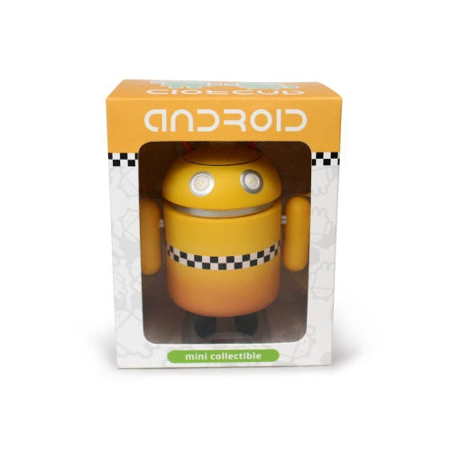 Android Mini Collectible Big Box Edition Vinyl Figure [Taxi] - Fugitive Toys