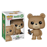 Movies Pop! Vinyl Figure Ted with Remote Control [Ted 2] - Fugitive Toys