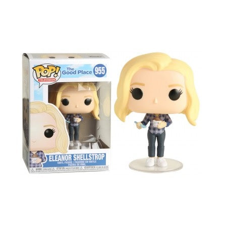 The Good Place Pop! Vinyl Figure Eleanor Shellstrop [955]