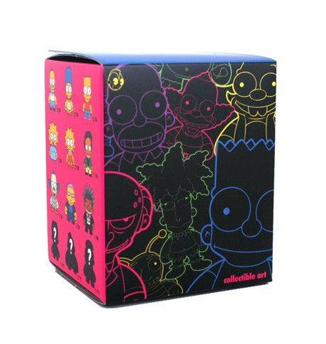 Kidrobot The Simpsons Series 1 (1 Blind Box)