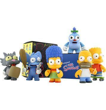 Kidrobot The Simpsons Series 1 (Case of 24)