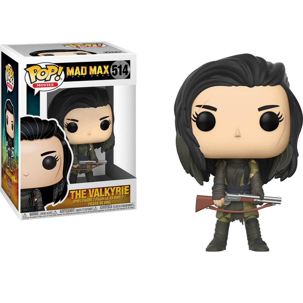 Movies Pop! Vinyl Figure The Valkyrie [Mad Max: Fury Road] [514]