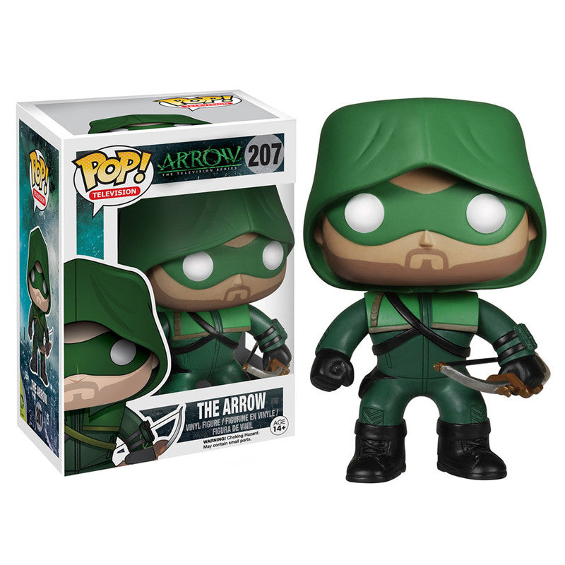 Arrow The Television Series Pop! Vinyl Figure The Arrow [207] - Fugitive Toys