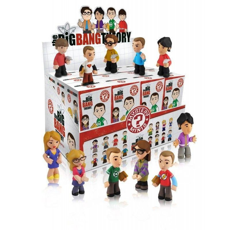 The Big Bang Theory Mystery Minis: (Case of 24)