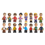 The Big Bang Theory Mystery Minis: (1 Blind Box) - Fugitive Toys