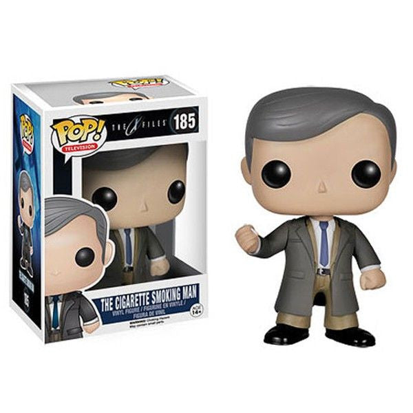 The X-Files Pop! Vinyl Figure The Cigarette Smoking Man - Fugitive Toys