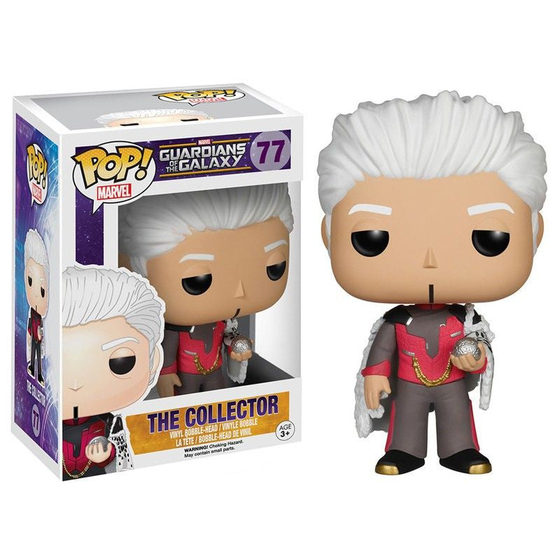 Marvel Guardians of the Galaxy Pop! Vinyl Bobblehead The Collector