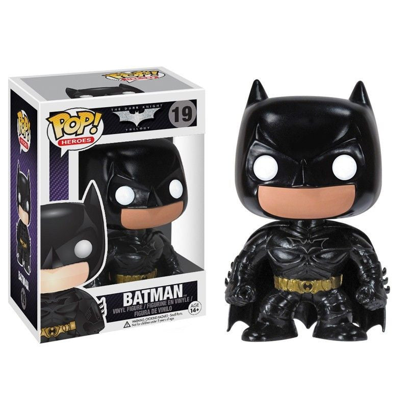 The Dark Knight Trilogy Pop! Vinyl Figure Batman