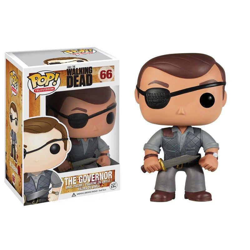 The Walking Dead Pop! Vinyl Figure The Governor [66]