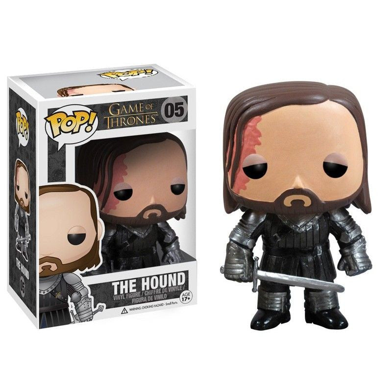 Game of Thrones Pop! Vinyl Figure The Hound