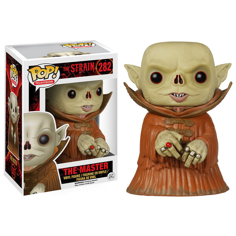 The Strain Pop! Vinyl Figure The Master