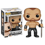Game of Thrones Pop! Vinyl Figure The Mountain