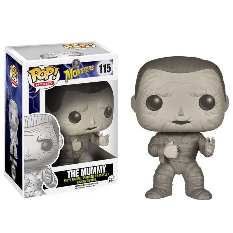 Movies Pop! Vinyl Figure The Mummy [Universal Monsters]