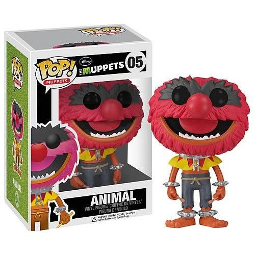 The Muppets Pop! Vinyl Figure Animal