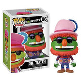 The Muppets Pop! Vinyl Figure Dr. Teeth