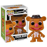 The Muppets Pop! Vinyl Figure Fozzie Bear
