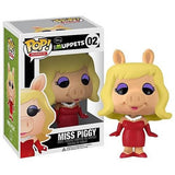 The Muppets Pop! Vinyl Figure Miss Piggy