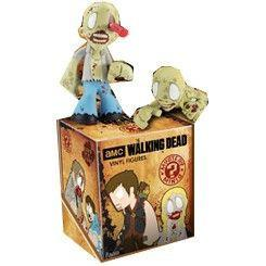The Walking Dead Mystery Minis (1 Blind Box) - Fugitive Toys