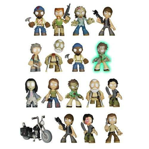 The Walking Dead Mystery Minis Series 3: (1 Blind Box)