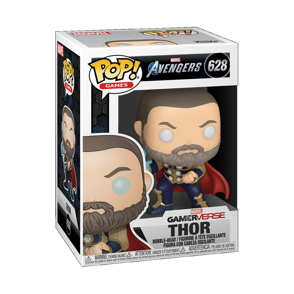 Marvel Avengers Game Pop! Vinyl Figure Thor [628]