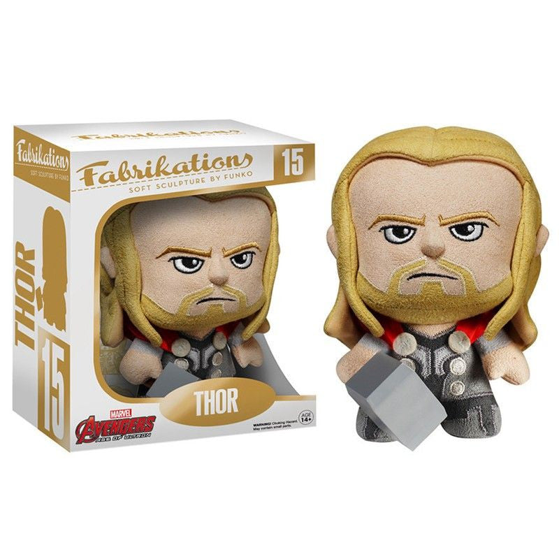 Fabrikations Soft Sculpture by Funko: Thor [Avengers: Age of Ultron]