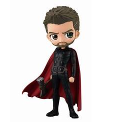 Marvel Avengers: Infinity War Q Posket Thor (with Cape) - Fugitive Toys