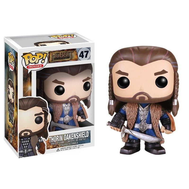 Movies Pop! Vinyl Figure Thorin Oakenshield [The Hobbit: The Desolation of Smaug]