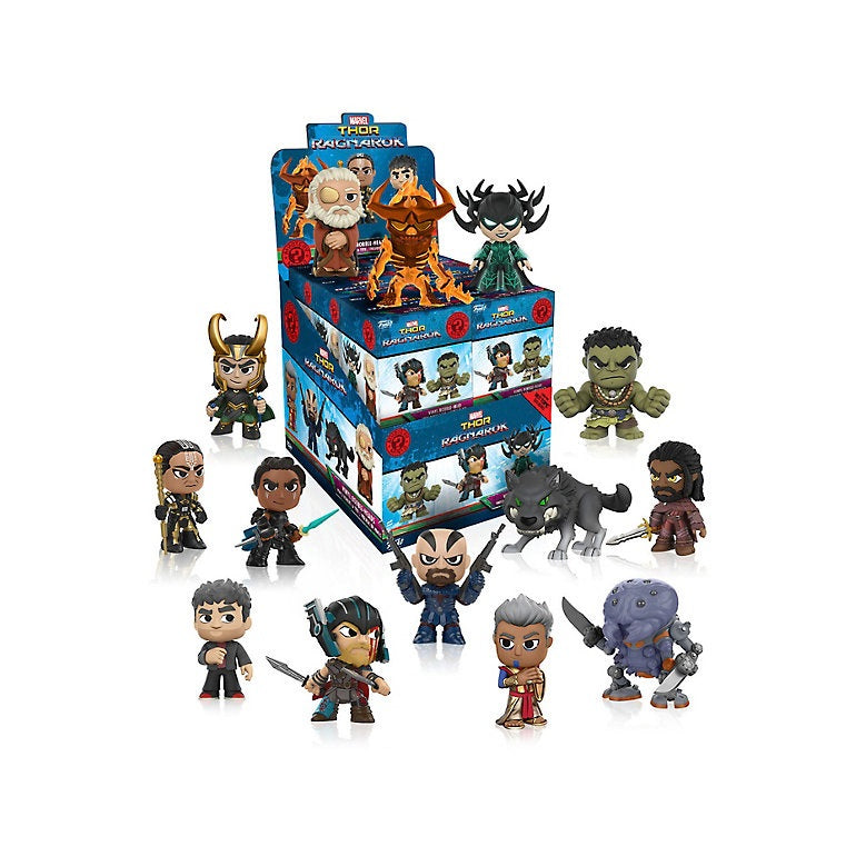 Marvel Thor Ragnarok [Hot Topic Exclusive] Mystery Minis: (1 Blind Box) - Fugitive Toys