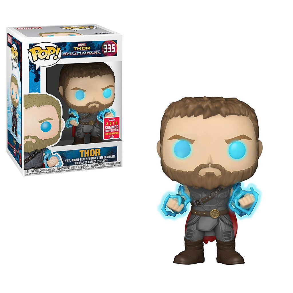 Marvel Pop! Vinyl Thor Odin Force GITD [Thor Ragnarok] [2018 Summer Exclusive] [335]
