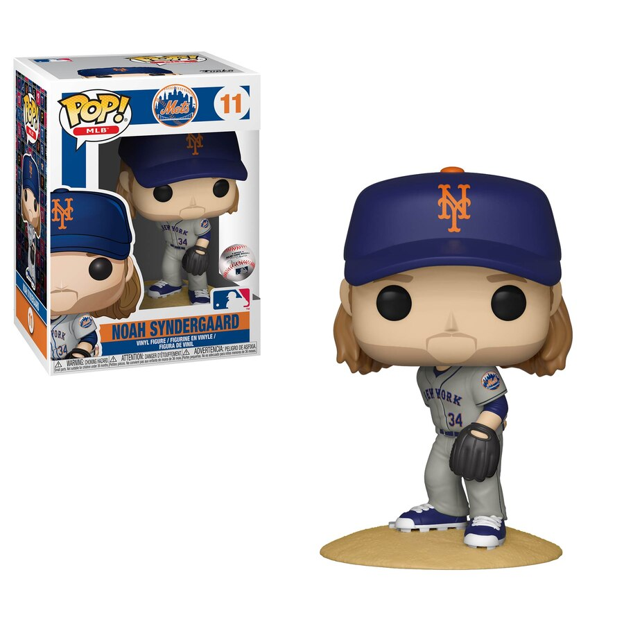 MLB Pop! Vinyl Figure Noah Syndegaard (New Jersey) [NY Mets] [11]
