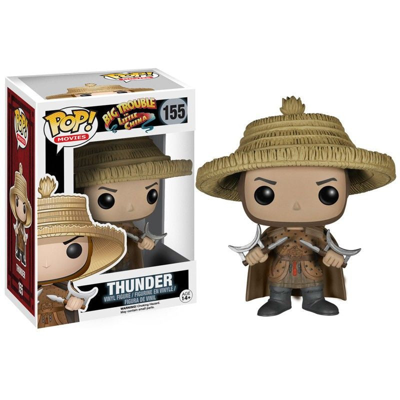 Movies Pop! Vinyl Figure Thunder [Big Trouble in Little China]