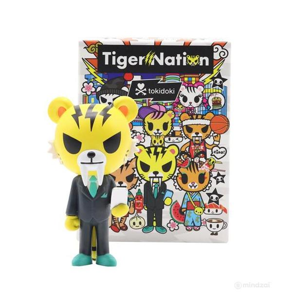 Tokidoki Tiger Nation (1 Blind Box)