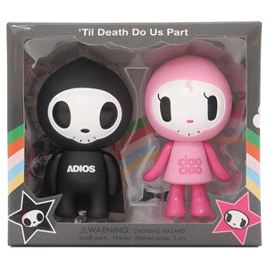 Tokidoki 'Til Death Do Us Part Box Set (Adios and Ciao Ciao)