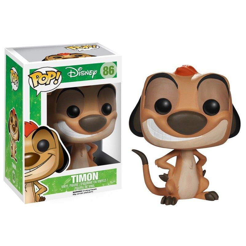 Disney Pop! Vinyl Figure Timon [The Lion King]