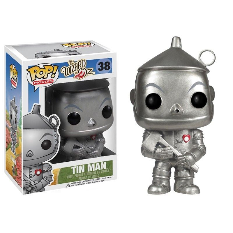 Movies Pop! Vinyl Figure Tin-Man [Wizard of Oz]