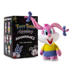 Kidrobot Tiny Toon Adventures Animaniacs Vinyl Mini Series: (1 Blind Box)