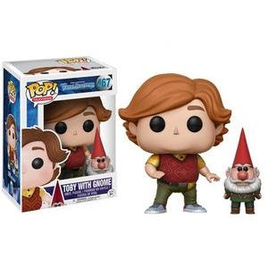 Trollhunters Pop! Vinyl Figure Toby with Gnome [467]