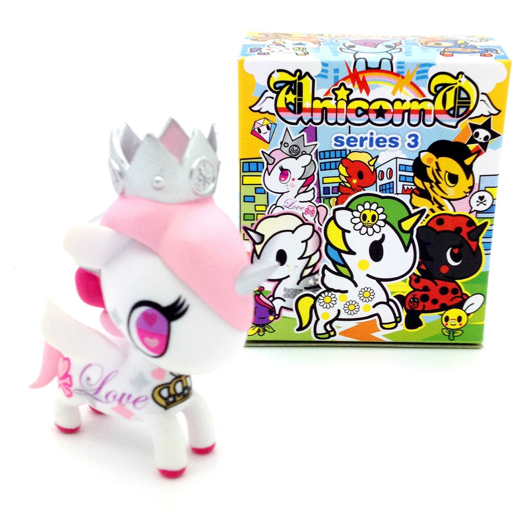 Tokidoki Unicorno Series 3: (1 Blind Box)
