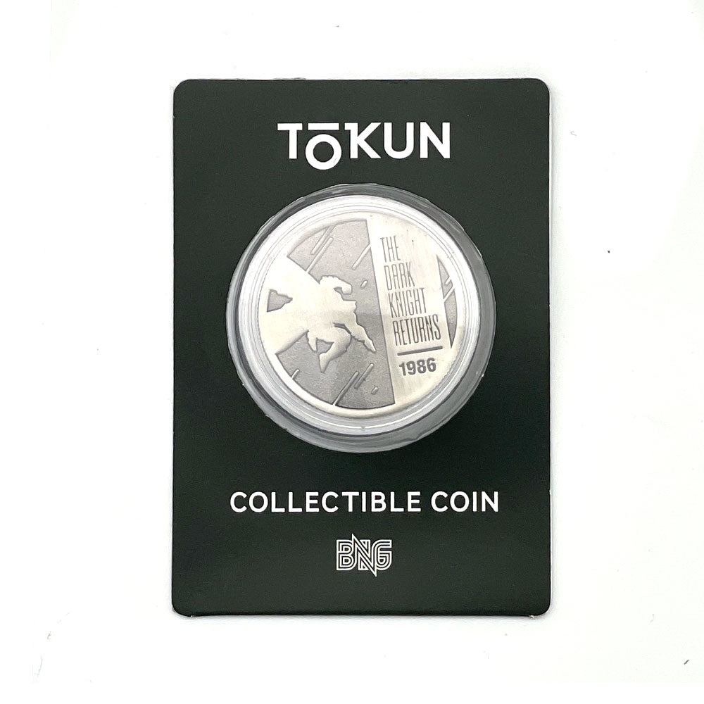 The Dark Knight Returns Tokun Collectible Coin