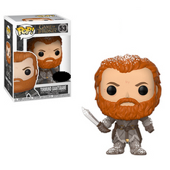 Game of Thrones Pop! Vinyl Figure Tormund Giantsbane (Snowy) [53]