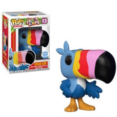 Ad Icons Pop! Vinyl Toucan Sam (Funko Shop) [13] - Fugitive Toys