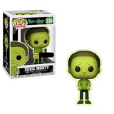 Rick and Morty Pop! Vinyl Figure Toxic Morty [336] - Fugitive Toys