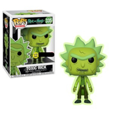 Rick and Morty Pop! Vinyl Figure Toxic Rick [445] - Fugitive Toys