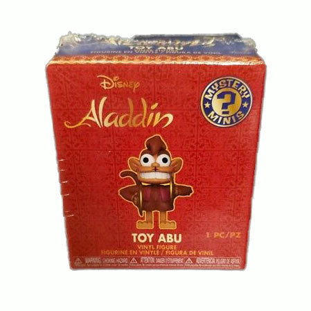 Disney Aladdin Toy Abu [Hot Topic Exclusive] Mystery Mini Vinyl Figure